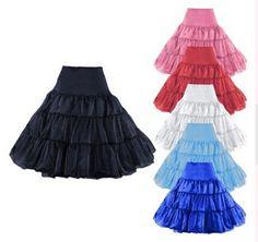 """Barato 26 """" 50 s Retro Underskirt balanço Vintage Petticoat fantasia Net saia Rockabilly Tutu s 6xl, Compro Qualidade Saias diretamente de fornecedores da China:                           New Arrivals"""