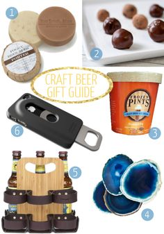 Craft Beer Lover Gift Guide from @Sarah Chintomby Fogle [uglyducklinghouse.com]