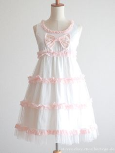 La Pafait Ribbon Sweet OP Dress HIME GYARU Lolita AGEHA AGEJO SizeF Japan #LaPafait #Peplum #Cocktail
