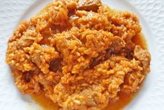 Fried Rice, Fries, Ethnic Recipes, Food, Rice Dishes, Goulash, Eat Lunch, Meal, Chef Recipes