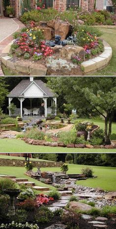 If you want classy commercial water features, you may deal with Creative by Nature, Inc. They have skilled and established professional artists who provide high-end backyard and water feature design services.