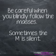 Don't be afraid to stand out from the crowd and choose your own path! #mompreneur #passiontopayday #entrepreneur