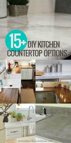 65 best inexpensive countertop ideas images counter top rh pinterest com