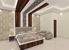 Flat Interior Design, Wall Units, Apartment Interior, Bed Design, Mumbai, Master Bedroom, Tv, Furniture, Home Decor