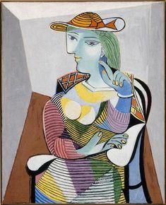 Pablo Picasso, Portrait de Marie-Thérèse