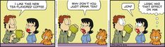 Garfield by Jim Davis for August 16 2019 Garfield And Odie, Garfield Comics, Brave Little Toaster, Doom 1, Jim Davis, The Big Lebowski, Chuck Norris, Family Game Night, Cat Sitting