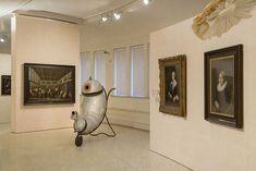 Van, Exhibitions, Nice Asses, Vans