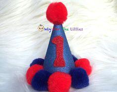 Sombrero de cumpleaños 2do cumpleaños sombrero por SweetAlmaJean
