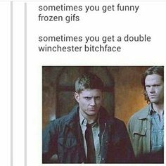 #Supernatural #Winchesters