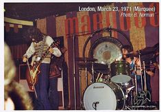 London - Marquee 3-23-71