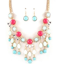 Becca Statement Necklace
