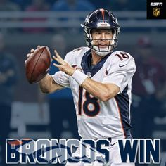 Of course we won!  September 27th 2015 Sunday Night NFL