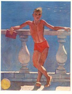 Male Beauty in Art Francis Picabia, Beauty In Art, Socialist Realism, Russian Art, Gustav Klimt, Gay Art, Light Painting, Art World, Impressionism