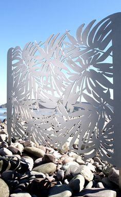งานฉลุสวยๆ ภายนอก เราก็รับทำนะคะ .... ติดต่อได้ที่ line: signdd ค่าาาาาาาาาาาาาาาาาาาาาาาา Grace & Webb laser cut screen in Palm design