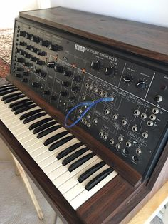 MATRIXSYNTH: Korg PS-3100 Vintage Polyphonic Synthesizer