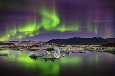 Experience the aurora in Iceland