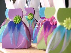 Fairy Favor Boxes via Etsy.