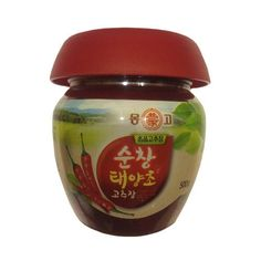 Authentic Korean Red Pepper Paste Made by one of the oldest Korean sauce manufacturer Since 1905
