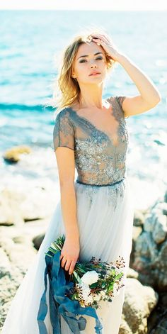 33 Absolutely Gorgeous Destination Wedding Dresses ❤ See more: http://www.weddingforward.com/destination-wedding-dresses/ #wedding