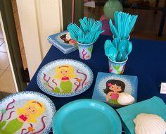 mermaid party | Mom's Best Bets: Mermaid Birthday Party Ideas