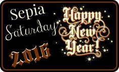 Sepia Saturday — Happy New Year 2016