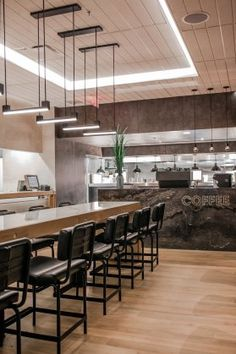 Earls 67 Concept Restaurant in Calgary by interior design studio Ste. Marie