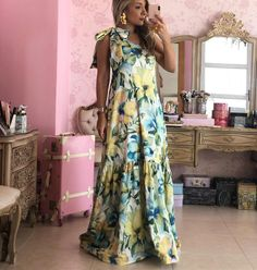 Chic Dress, Boho Dress, Dress Skirt, Dress Up, Holiday Outfits, Summer Outfits, Classy Gowns, Tea Length Dresses, Fashion Sewing