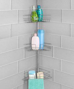 Four-Tier Corner Shower Caddy