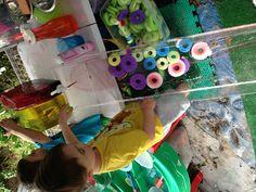 Amazing outdoor play ideas!