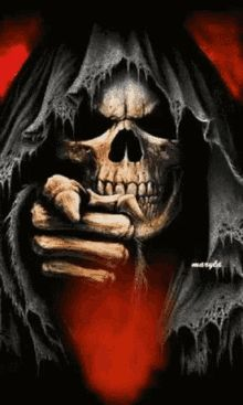 With Tenor, maker of GIF Keyboard, add popular Pointing animated GIFs to your conversations. Android Wallpaper Dark, Skull Wallpaper, Grim Reaper Art, Grim Reaper Tattoo, Gif Fantasma, Hd Cool Wallpapers, Gothic Fantasy Art, Beautiful Dark Art, Skull Pictures