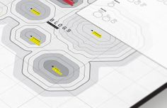 Company Strategy Map by Martin Oberhäuser, via Behance