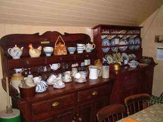 Forest Cottage, Dressers, Cottages, Lighthouse, Liquor Cabinet, Scotland, Island, Living Room, Blog