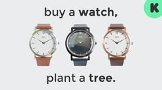 Stem Watches: Buy A Watch, Plant A Tree | Irish Brand | €69 project video thumbnail