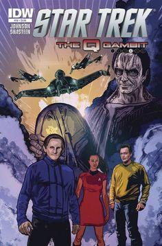 See what IDW has coming in October right here! Star Trek Books, Star Trek Tv, Star Trek Series, Comic Book Covers, Comic Books, Star Trek Bridge, Midtown Comics, Star Trek Universe, Good Movies