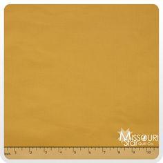 Kona Cotton - Curry Yardage - Robert Kaufman Fabrics - Robert Kaufman