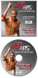 Hip Hop Abs Extreme - Shaun's ramped up the intensity for these two brand-new workouts to give you even more amazing results. Burn fat and sculpt your abs-without ever getting on the floor. His signature dance moves will get you into the best shape of your life.