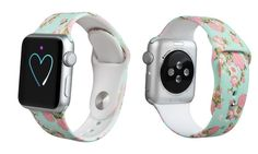 Printed Silicone Sport Band for Apple Watch: Printed Silicone Sport Band for Apple Watch