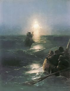Catholic Spirituality Blogs Network: In the midst of the Storm