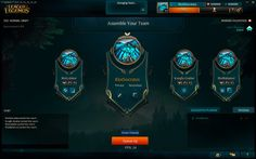 League of Legends - SEASON 6 UPDATES \ 2016 (New Champ Select/Client) by Remus