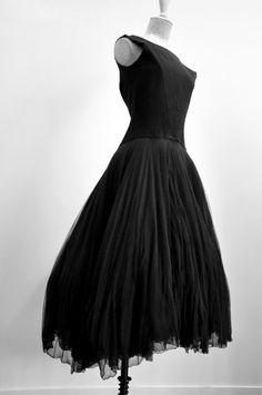 Dancer dress - Silk and tulle #degas #dress #dancer #hautecouture #fashion