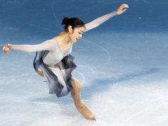 Yuna Kim - championne olympique aux JO de Vancouvert en 2010