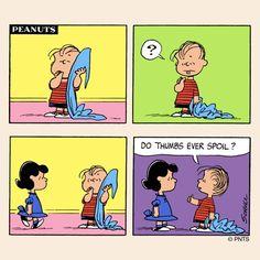 Linus has a question.
