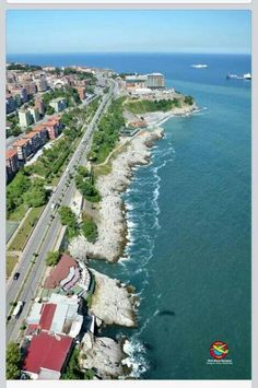 Zonguldak Istanbul, Places To Travel, Places To See, Turkey Places, Turkey Today, Visit Turkey, Turkey Travel, Birds Eye View, Travel Advice