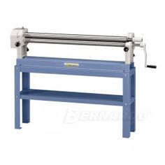 QUICK OVERWIEW Manually operated bending machine with asymmetric roller arrangement for professional home improvement, repair shops and craft shops .