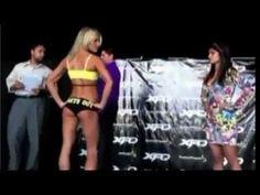 Felice Herrig Now Famous Weigh-In Video APOCALYPSE MMA.com