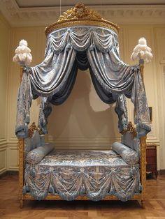Georgiana's Garden: Le stanze da letto padronali