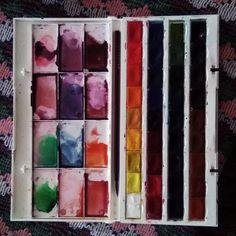 watercolor white nights nevskaya palitra art inspiration aesthetic