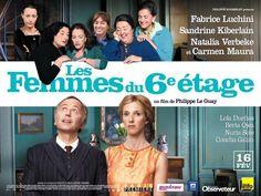 femmes du sixieme etage French Films, Madame, Cute Guys, Famous People, Movie Tv, Cartoons, Action, Celebrities, Music