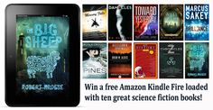 The Big Sheep Kindle Fire Giveaway I Love Reading, Love Book, Sci Fi Books, My Books, Spring Into Action, Science Fiction Books, Crossed Fingers, Book Worms, Sheep