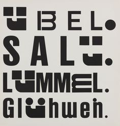 Wolfgang Weingart | Weingart Typography | Museum of Design Zurich — My Way to Typography | Lars Müller Publishers